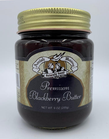 Blackberry Butter - 9oz.