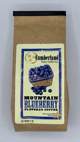 Blueberry Flavored Coffee - 8oz. Ground