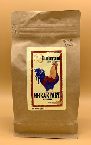 Breakfast Blend Coffee - 16 oz.