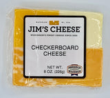 Checkerboard Cheese