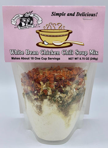 White Bean Chicken Chili Soup Mix