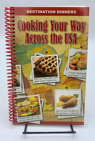 Cooking Your Way Across the USA