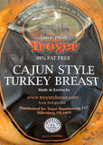 Cajun Turkey Sandwich Meat - Approx. 1/2 lb.