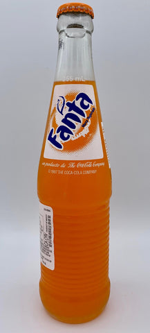 Fanta - Glass Bottle Single Serve