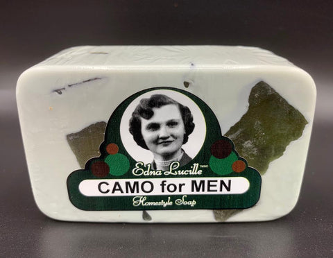 Camo for Men Soap