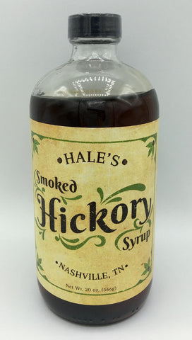 Hale's Smoked Hickory Syrup