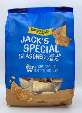 Seasoned Tortilla Chips