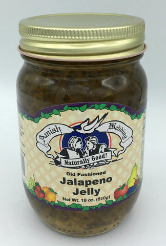 Jalapeno Jelly - 18 oz.