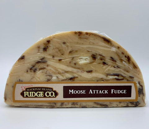 Moose Attack Fudge