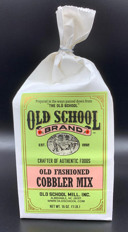 Cobbler Mix - Old School Brand