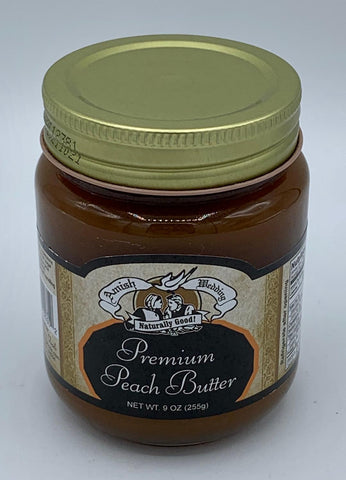 Peach Butter - 9oz.