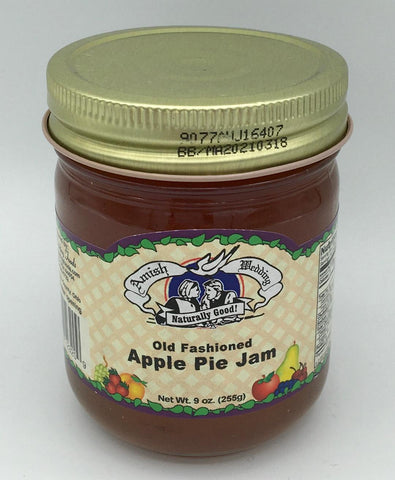 Apple Pie Jam - 9 oz.