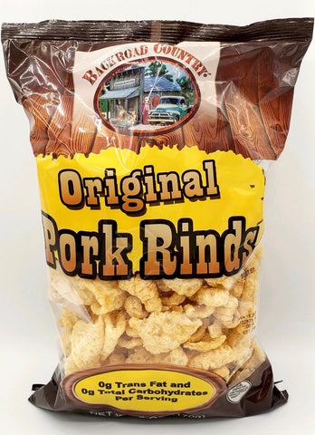Pork Rinds - Original