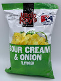 Sour Cream & Onion Potato Chips - 1.75 oz.