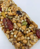 Wild Blueberry & Pistachio - Snack Bar
