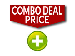 Combo Priced Packages
