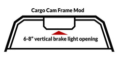 Cargo Cam Frame Mod for Full Coverage