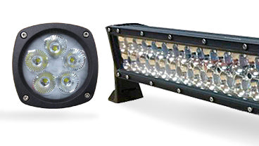 LED Lights from Spyder Industries