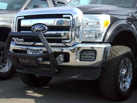Spyder Bull Bar on Ford Truck