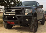 Black Venom Bull Bar