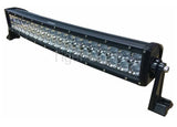 "22"" Curved Double Row LED Light Bar, TLB420C-CURV"