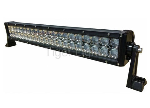 "22"" Double Row LED Light Bar, TLB420C"