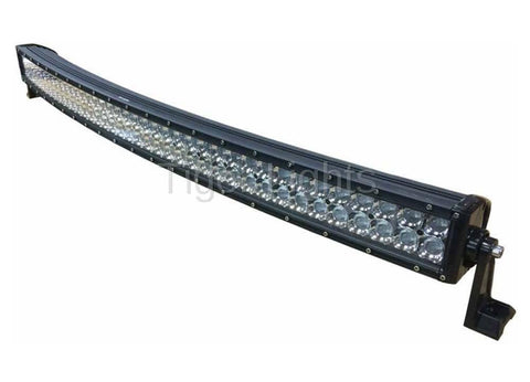 "42"" Curved Double Row LED Light Bar, TLB440C-CURV"