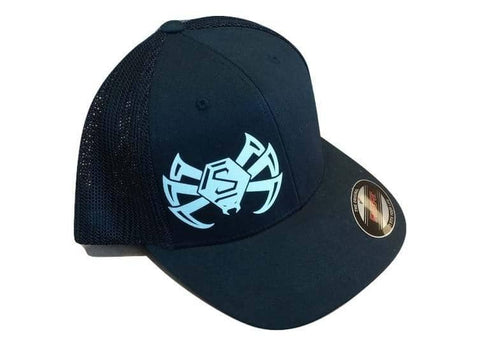 Hat - Solid Black - Flexfit