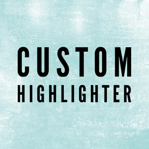 Custom Blend Highlight