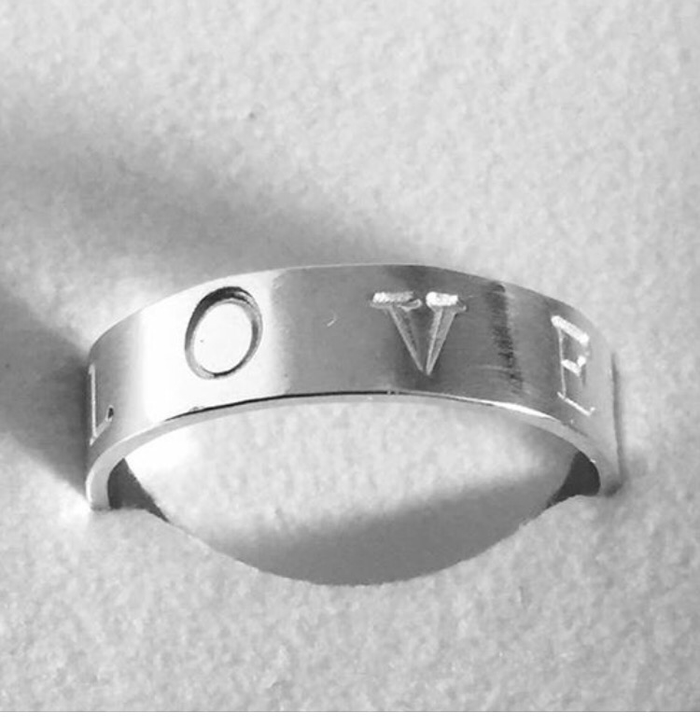 Band Ring Personalised