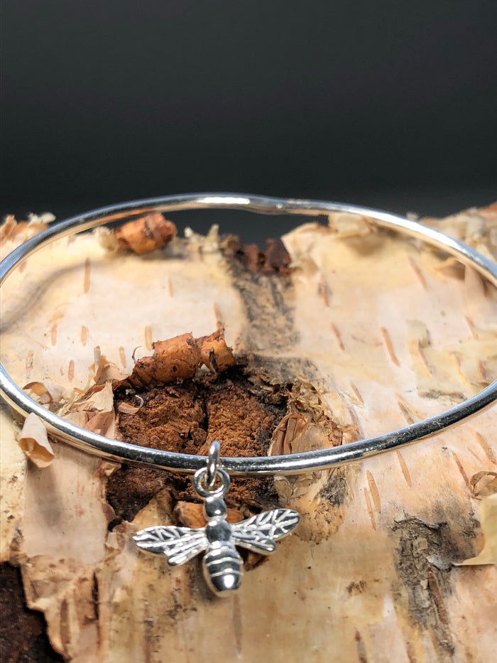 Honey Bee Mini Bangle