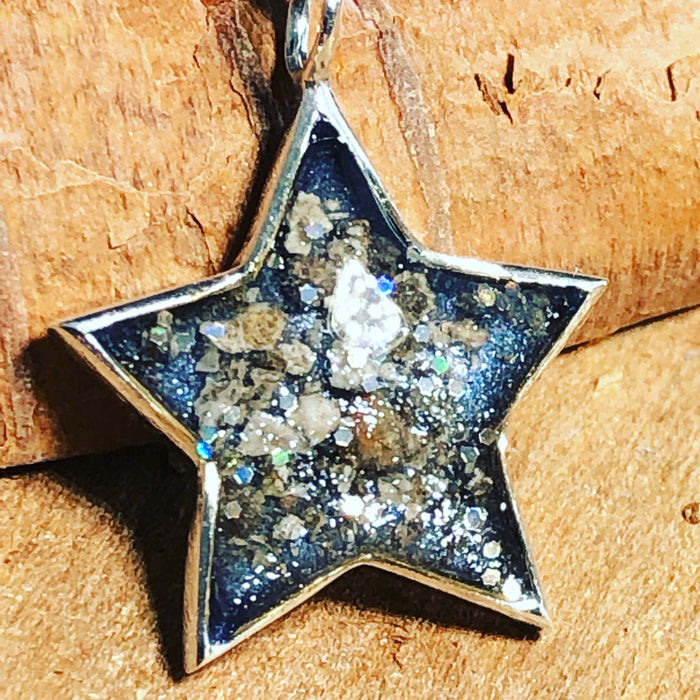 Memorial Star Necklace
