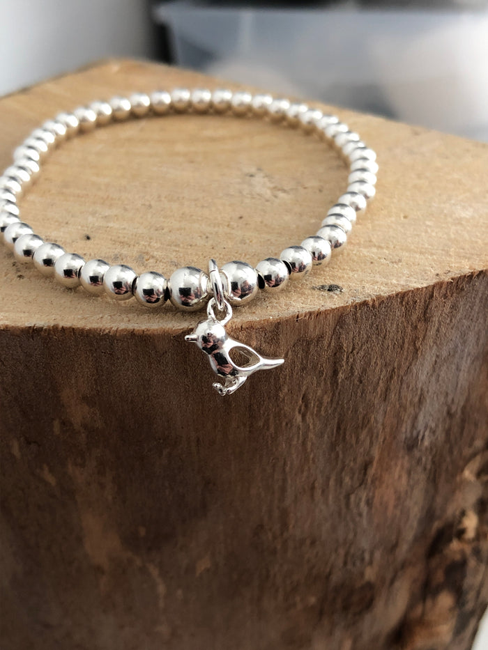 Bird Lumiere beaded bracelet