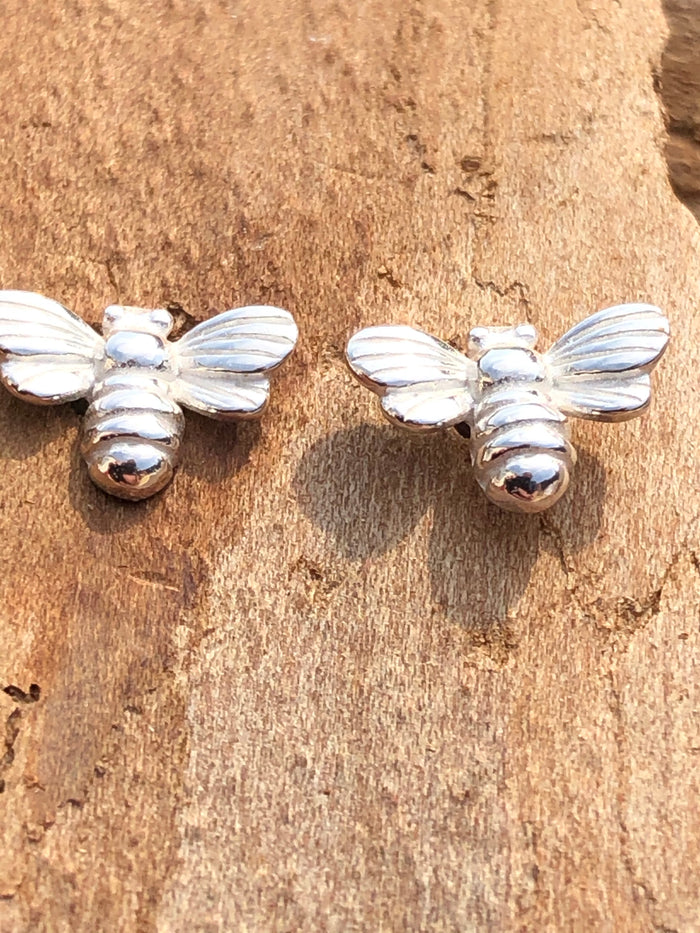 Buzzy Bee Stud Earrings