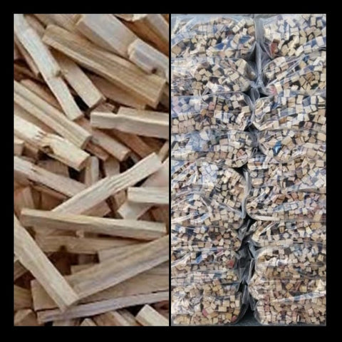 Kindling (Fire Starters) - Order per 5 Bags - The Wood Gurus