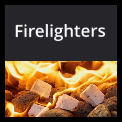 Firelighters - Order per 5 Packs - The Wood Gurus