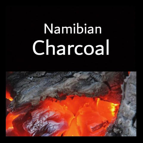 Namibian Charcoal 4kg bags - Order per 3 Bags - The Wood Gurus