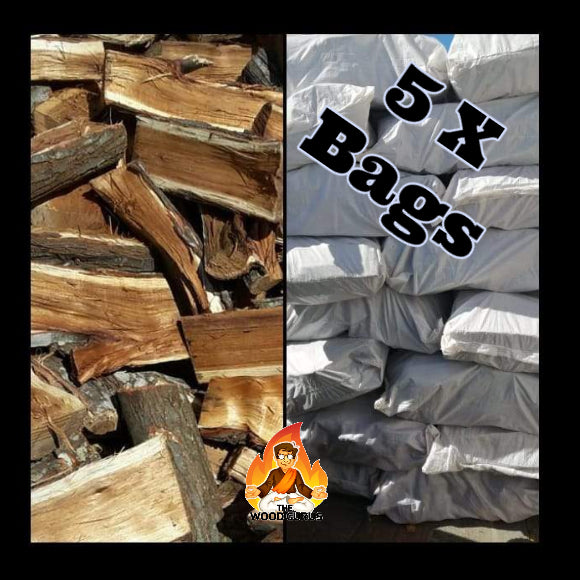 Rooikrans - Order per 5 Bags(20-23pieces, big white salt bags)