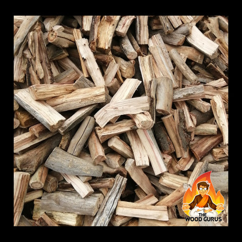 Port Jackson Braai and Fireplace wood - order per 500pieces