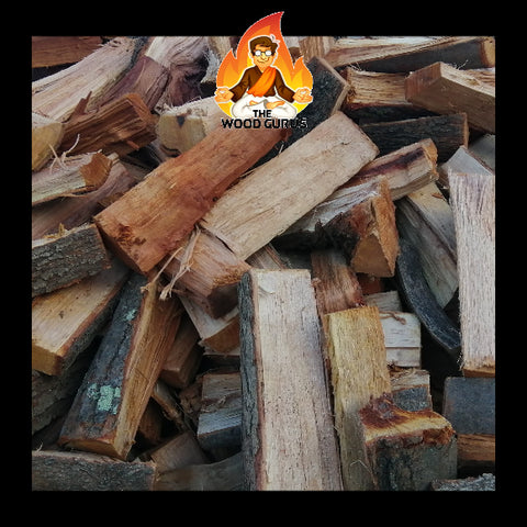Fireplace/Kaggel Wood (Beef Wood) - Order per 100 Pieces