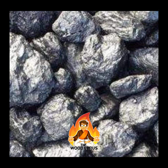 10kg Anthracite.(Fire place coal) sold per bag.