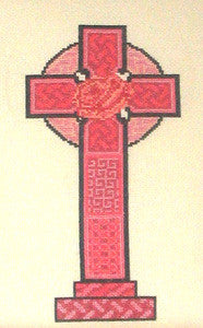 Cashel Celtic Cross/Rose