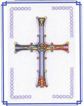 Celtic Eternity Cross