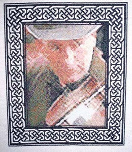 Irish Fiddle Player