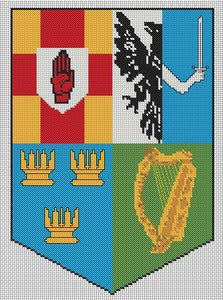 Ireland Four Provinces