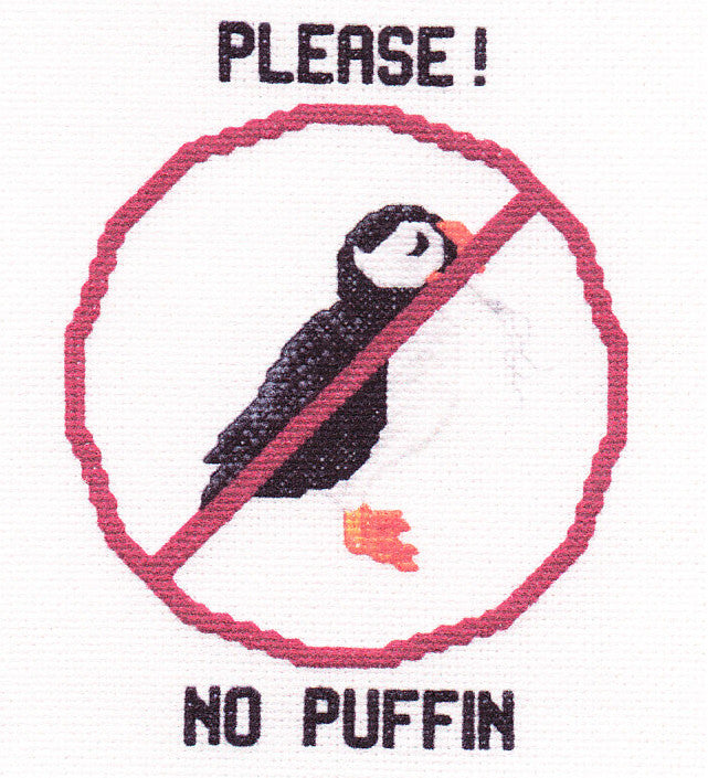Please No Puffin