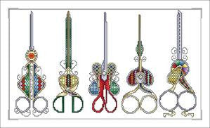 Decorative Scissors