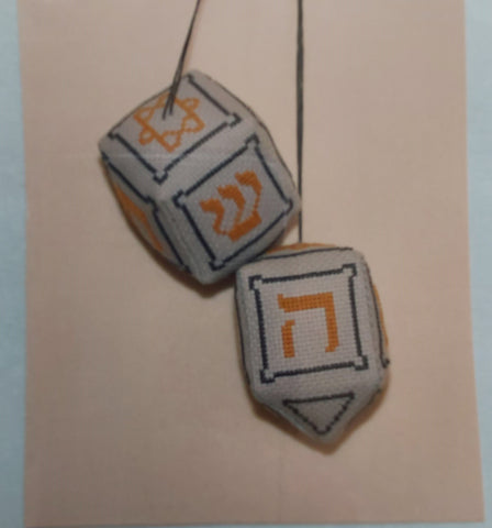 Dreidel Decoration