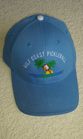Pickleball Caps - Pickleball Custom Designed T-shirts, apparell and merchandise