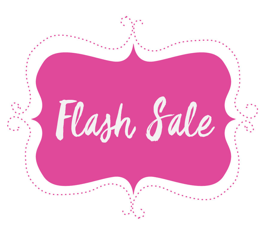 Live Flash Sale!